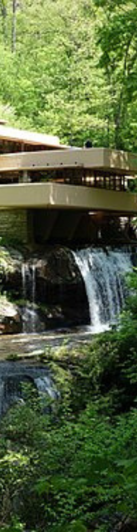 Architecture I'm Obsessed With (Fallingwater by FLW)